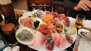 valorisation des produits de la mer au Japon.